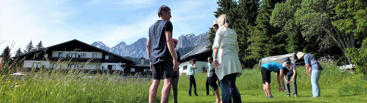 Qigong Tipps zum Üben Wegscheid Bayerischer Wald Qigongkurs